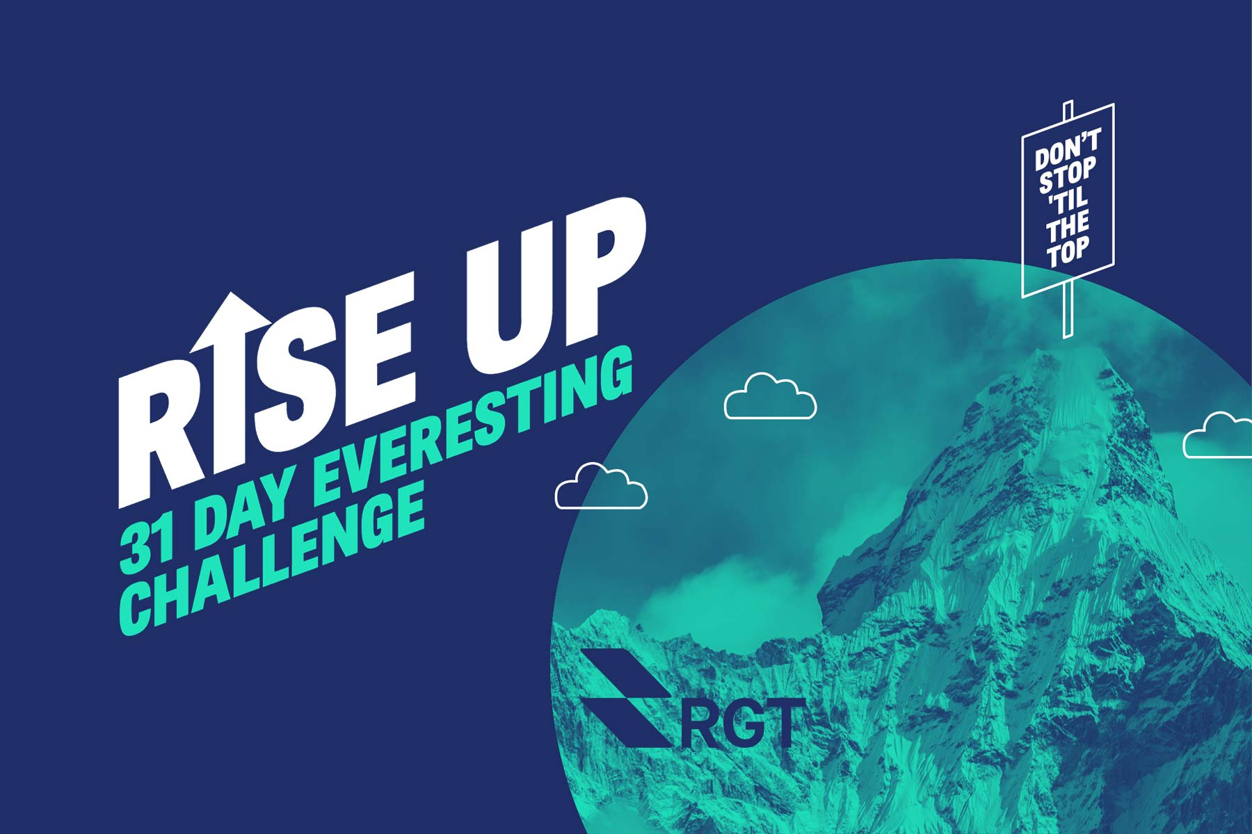 RGT Cycling virtual indoor Everesting for World Bicycle Relief, teaser