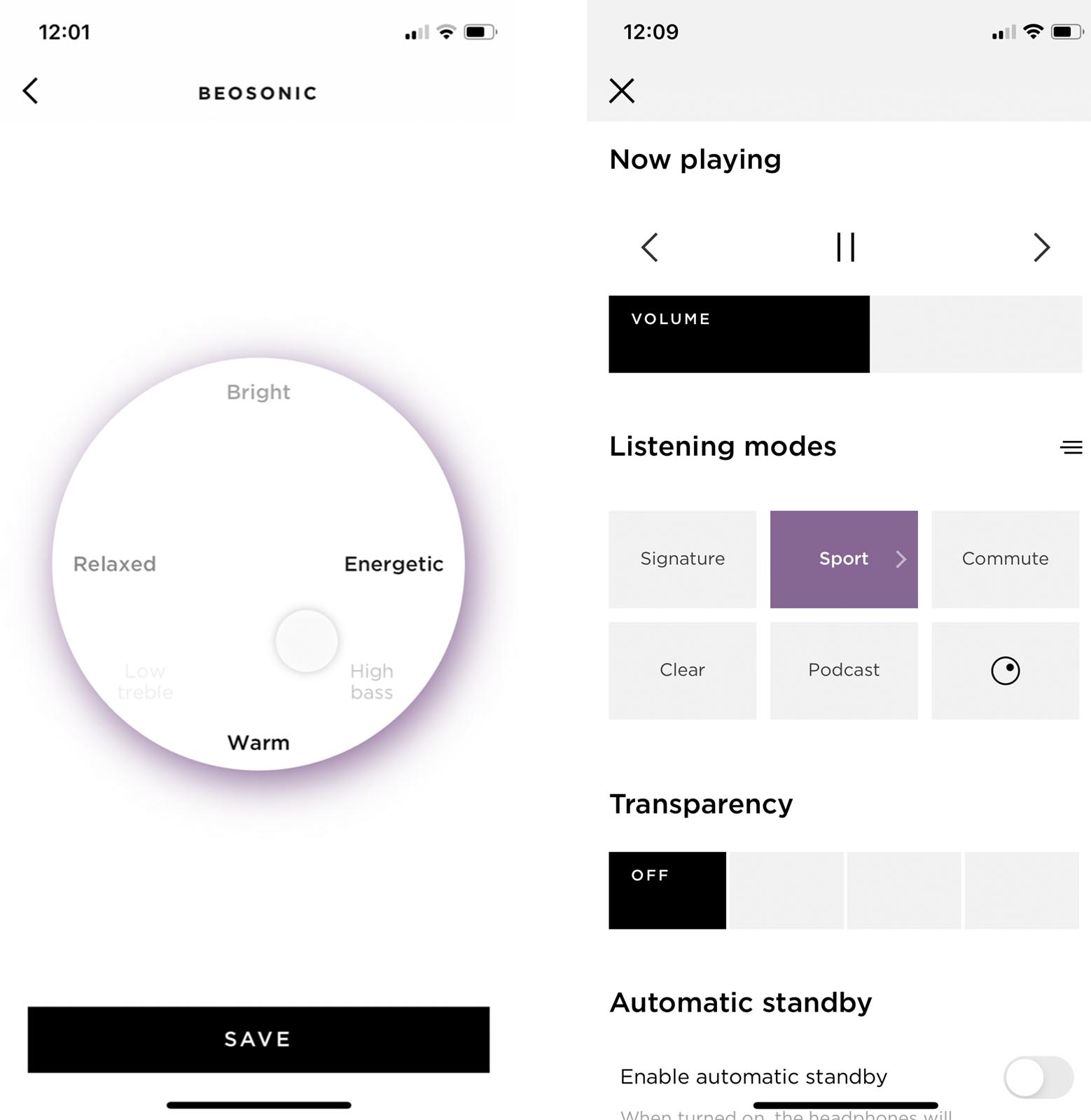 Rapha + Bang & Olufsen Limited Edition Beoplay E8 Sport earphones app
