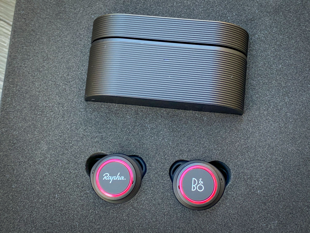 Rapha + Bang & Olufsen Limited Edition Beoplay E8 Sport earphones review