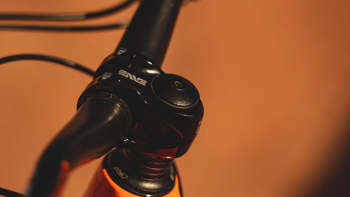 Enve Alloy Mountain Stems Bring Refined Metal Option For Their Carbon Handlebars Bikerumor