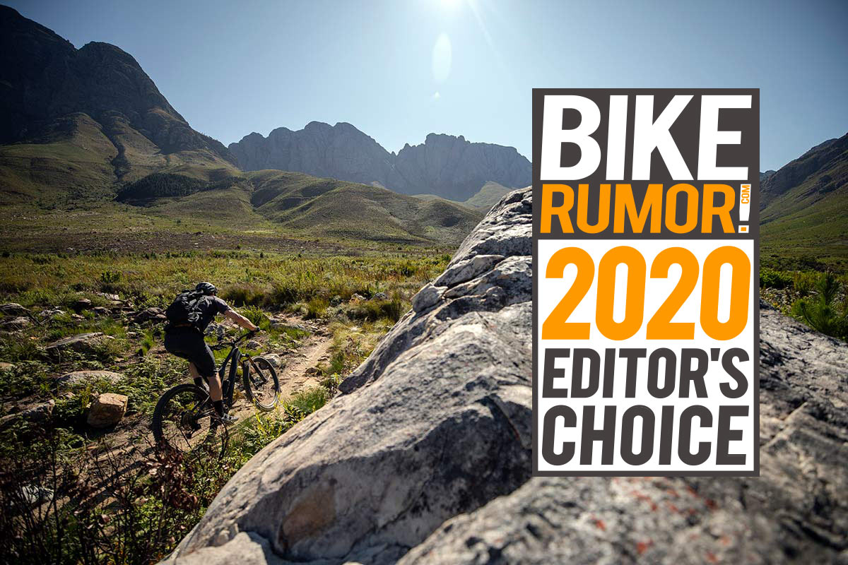 bikerumor editors choice awards for the best cycling products in 2020