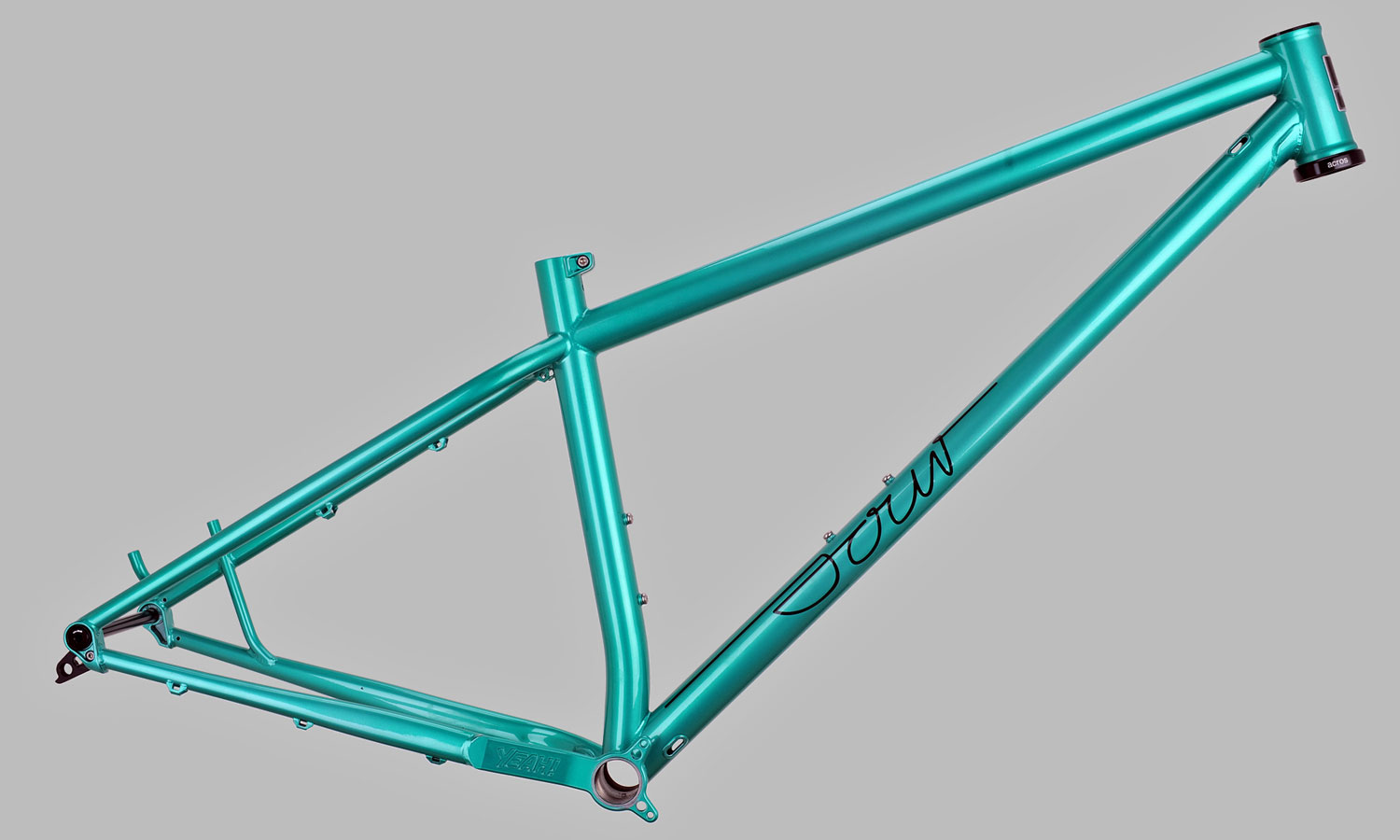 2021 Sour Bikes affordable steel frame updatesCrumble