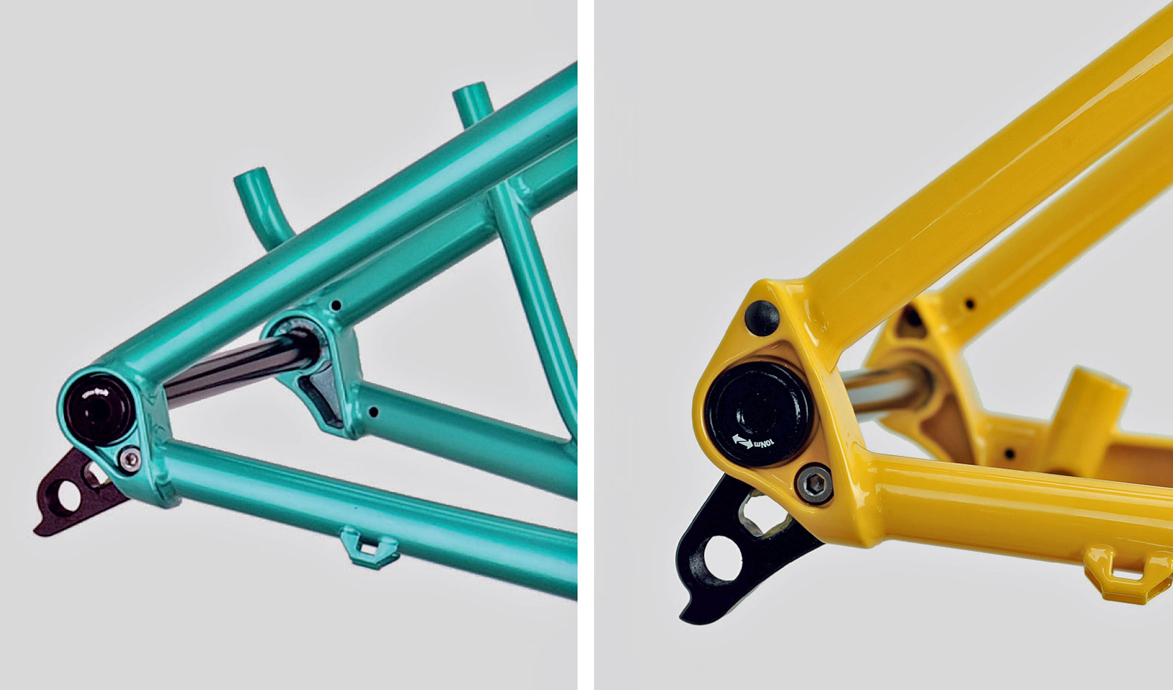 2021 Sour Bikes affordable steel frame updates, new dropouts