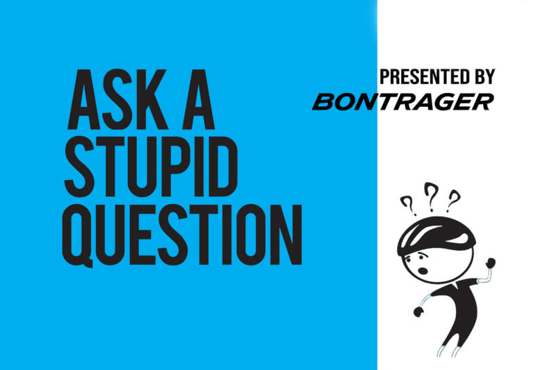 ask a stupid question presented by bontragerdaytime running lights for cycling with bike lights day light