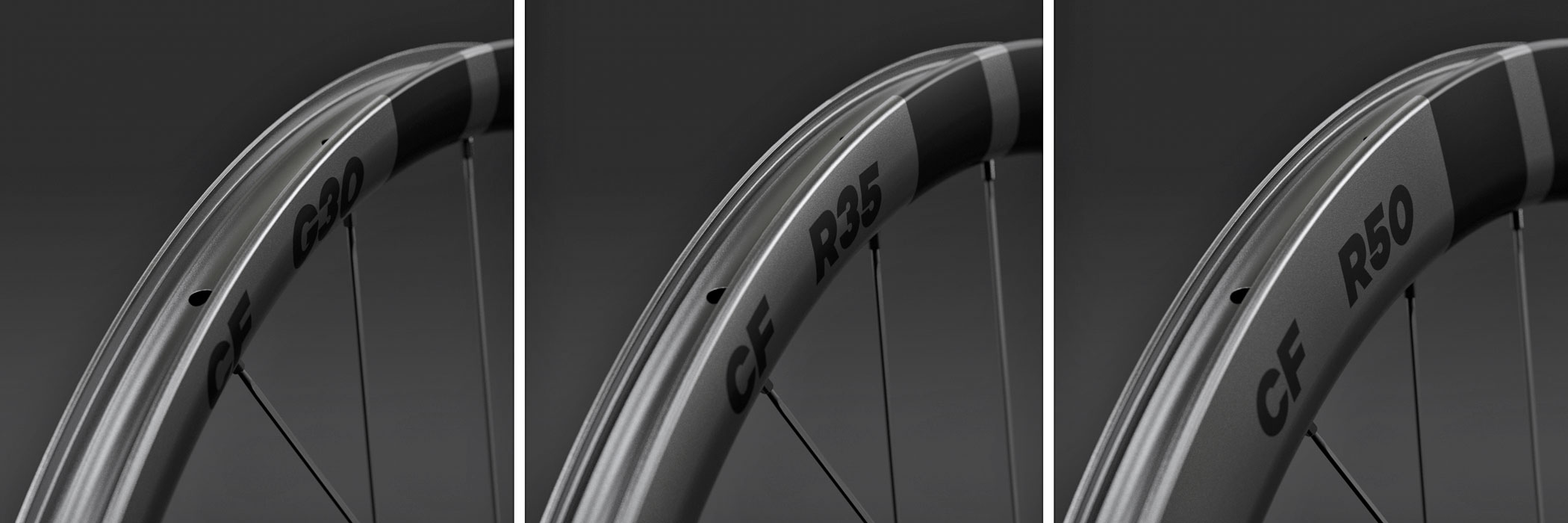 Classified Carbon Wheelsets, gravel & all-road wheels with wireless 2x internal gear hub built-in,tubeless rim profiles