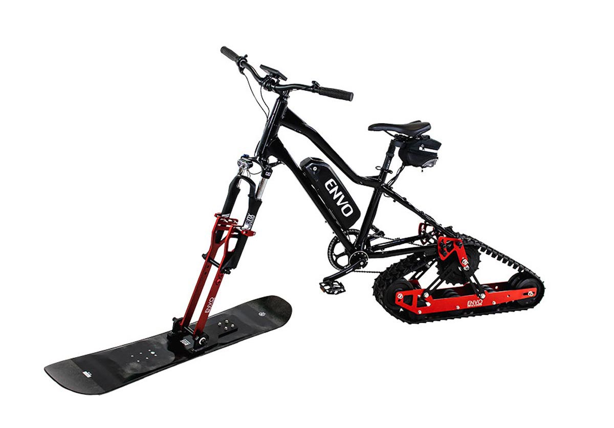 ENVO Snowbike Conversion kit side profile