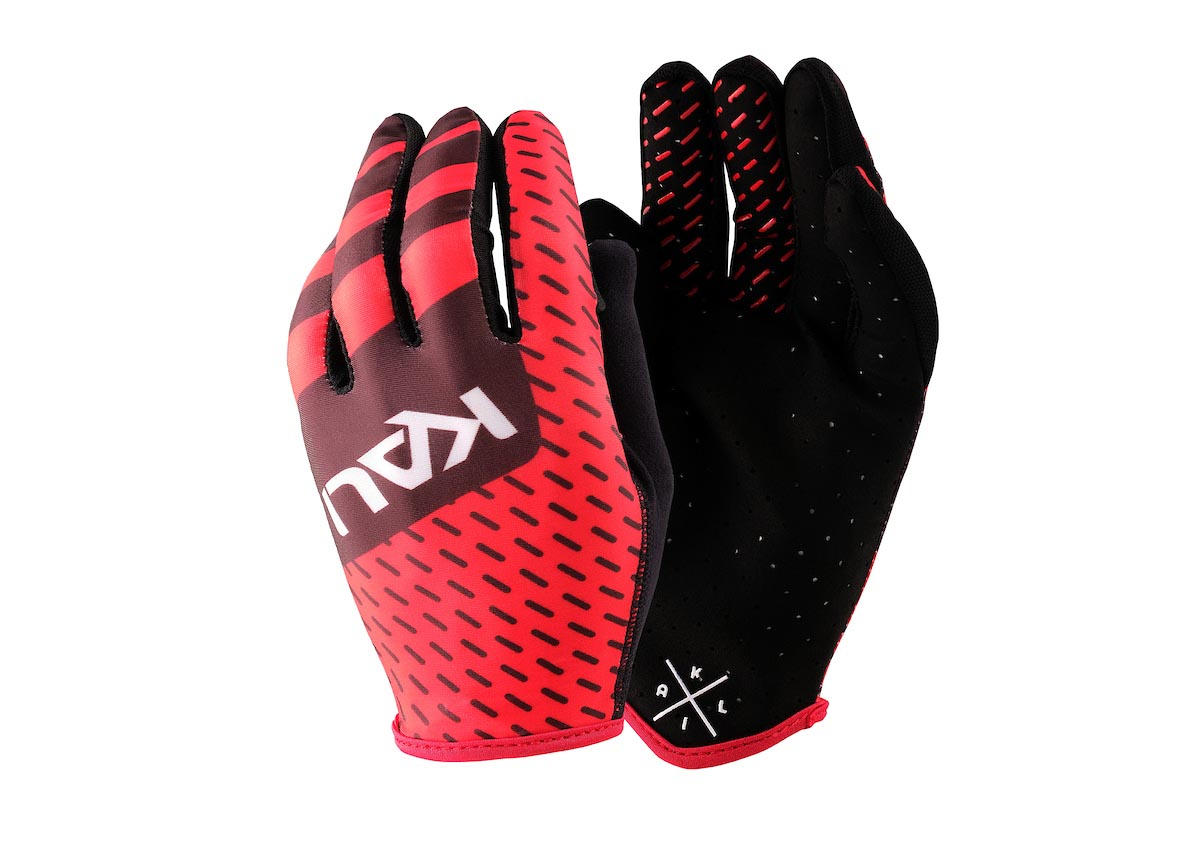 Kali Protectives Mission glove red