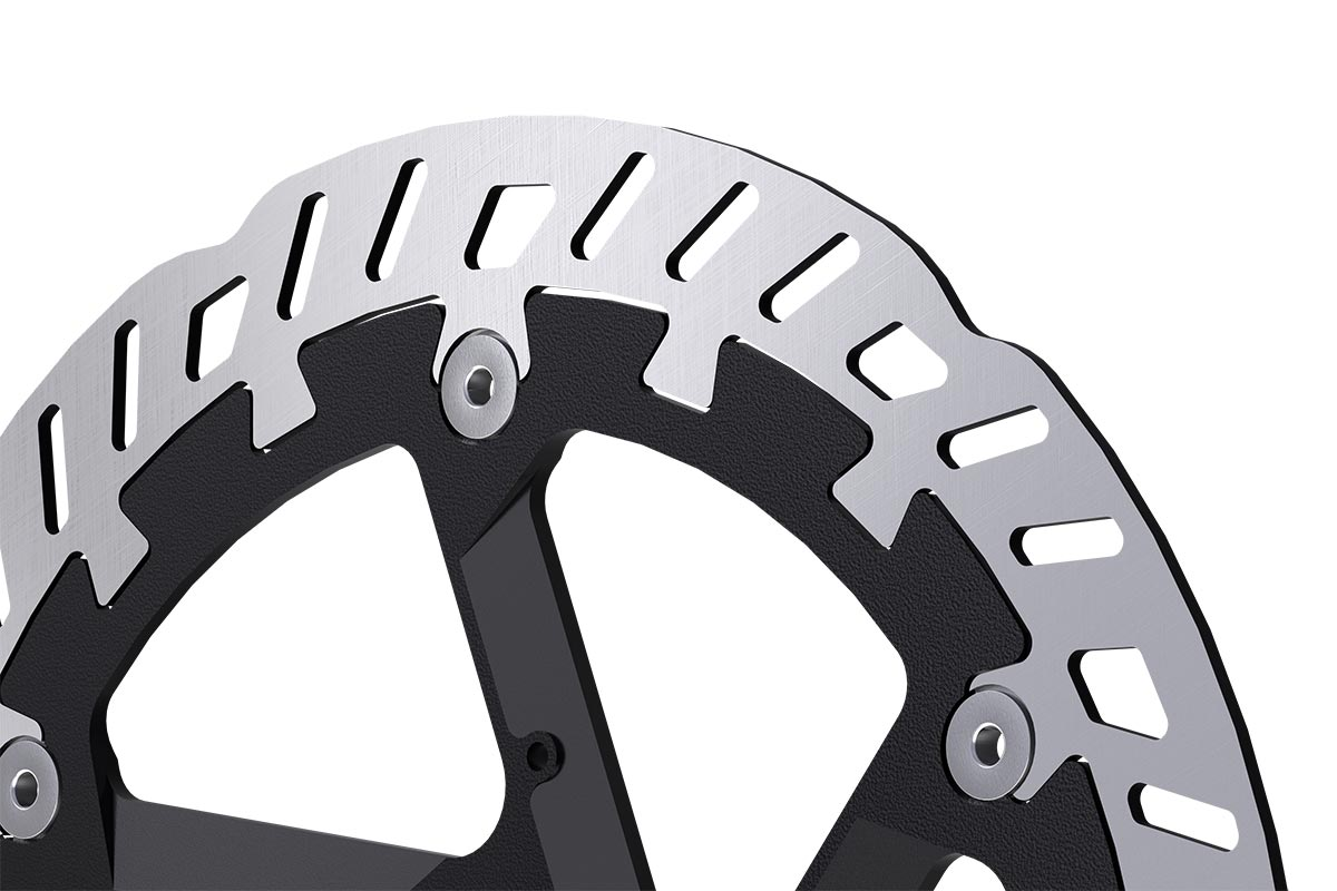 magura mdr-p 220mm rotor surface for organic pads only