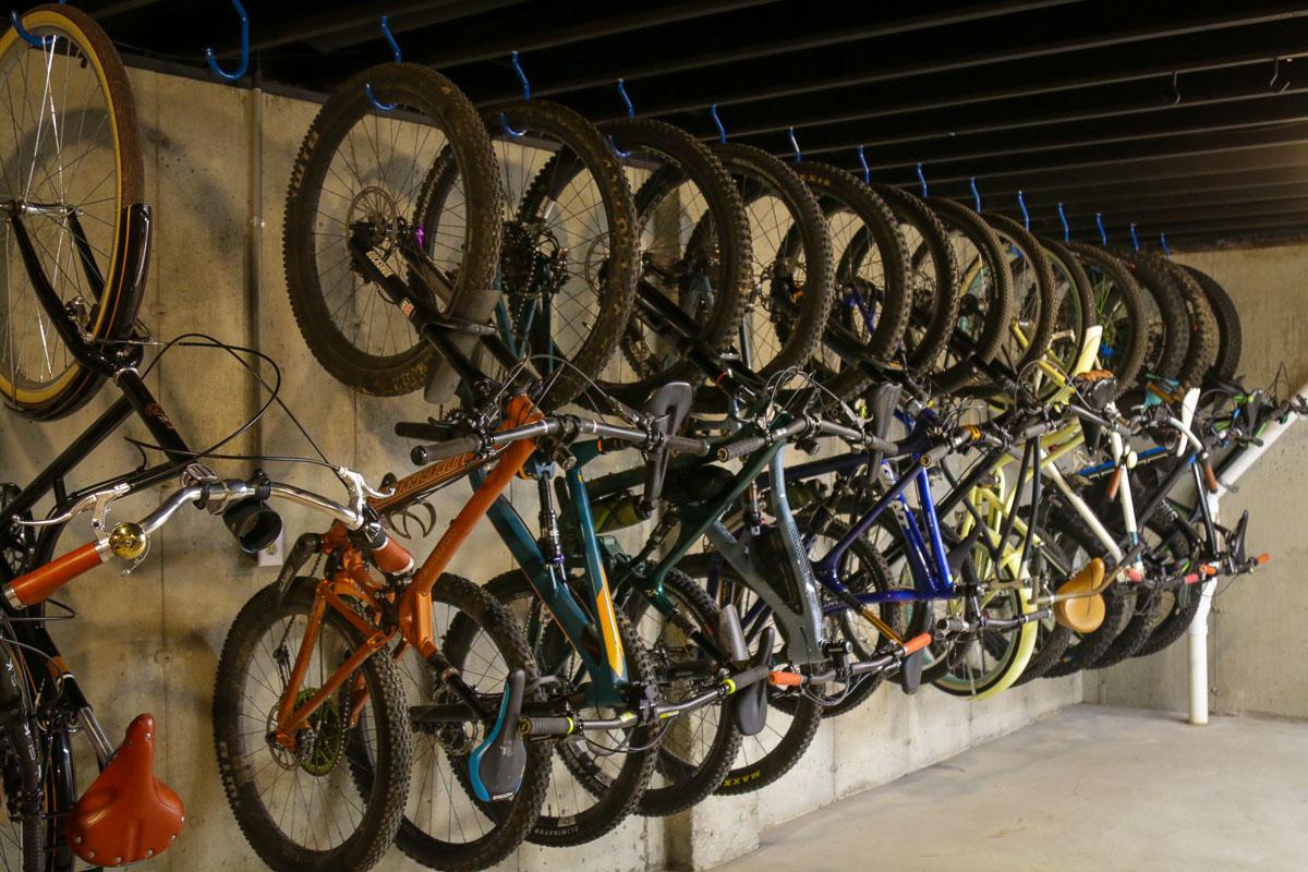 Park Tool Bicycle Storage Hooks vertical bike storage hanging