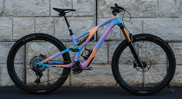 Stolen bicycles from Specialized Headquarters 2020