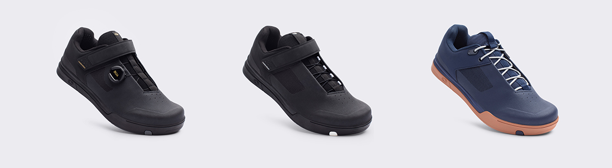 crankbrothers mallet shoe options boa speedlace lace