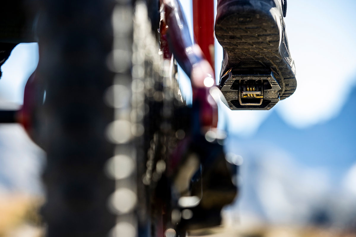 crankbrothers mallet shoe pedal combination match system