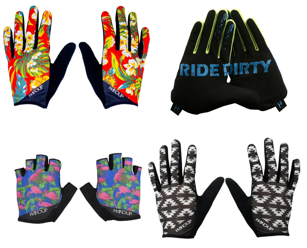 handup gloves holiday gift collection
