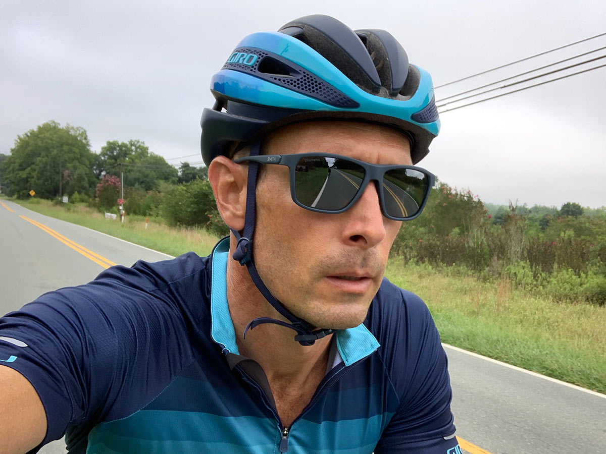 smith pinpoint performance lifestyle sunglasses are great for cycling and around town