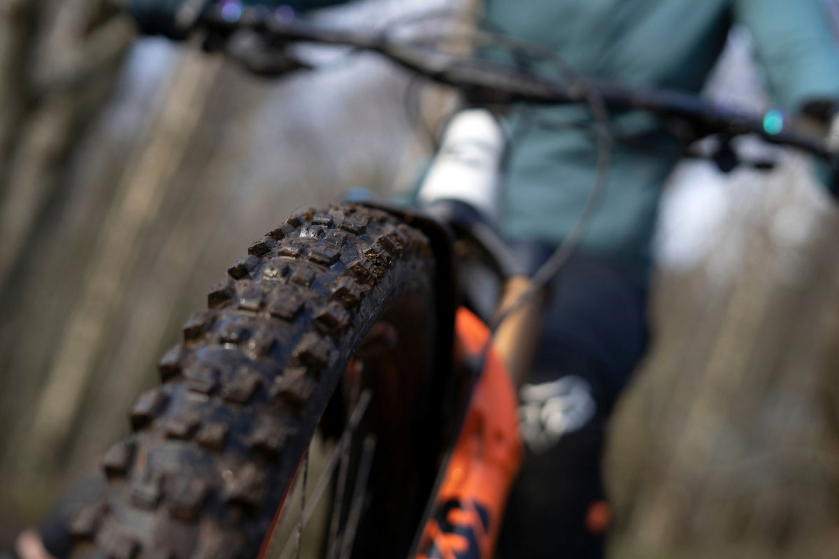 vittoria mazza enduro tire review tread pattern muddy riding condition david cheskin credit