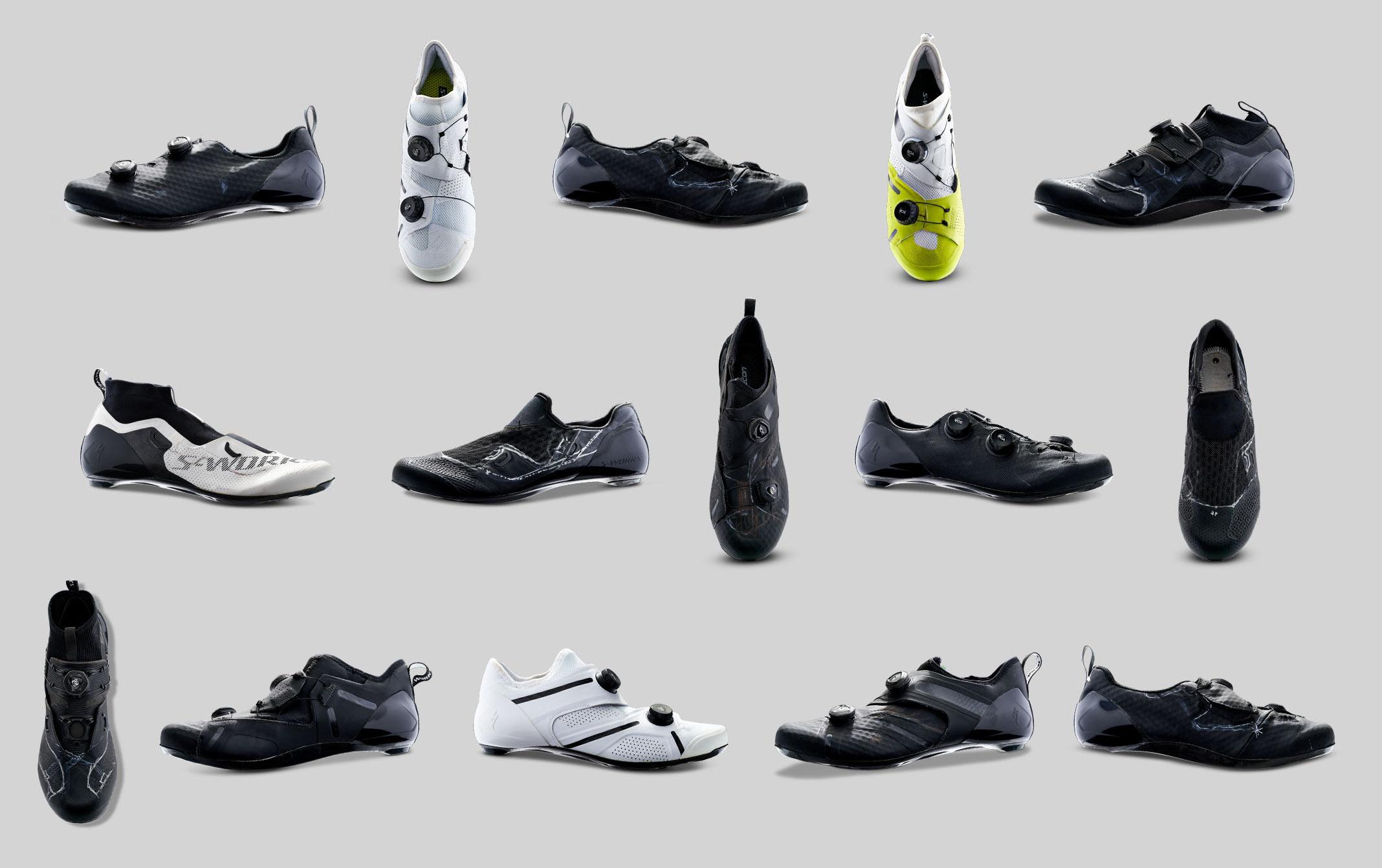 specialized ares road bike shoes prototypes and concept designs