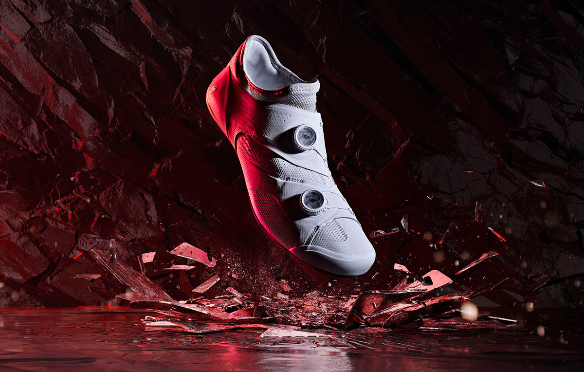 specialized ares s-works road bike shoes