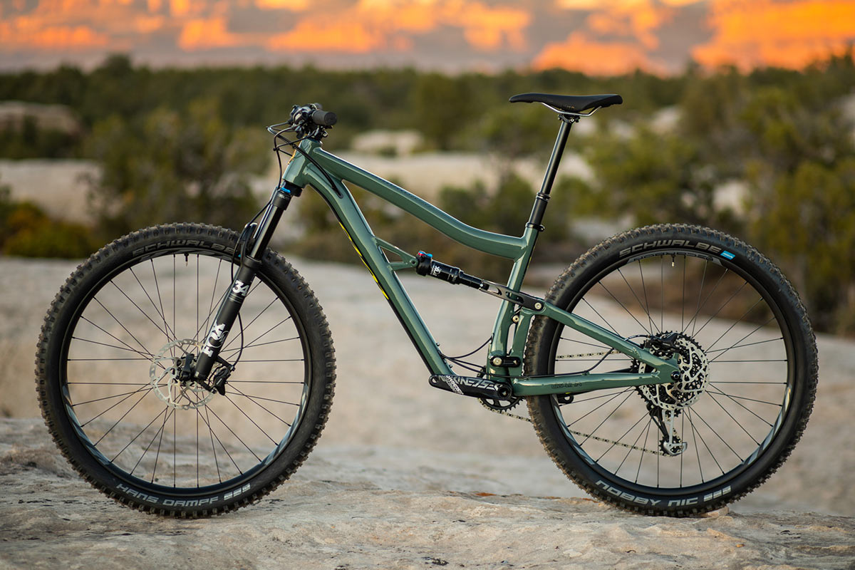 ibis ripley af alloy short travel trail mountain bike color options