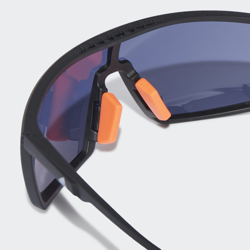 Adidas Sport sunglasses with Kolor Up lenses and adjustable nose pads
