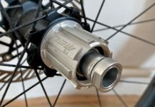 Campagnolo N3W freehub body Tech Feature in detail, new Campy backwards compatible gravel road bike wheels