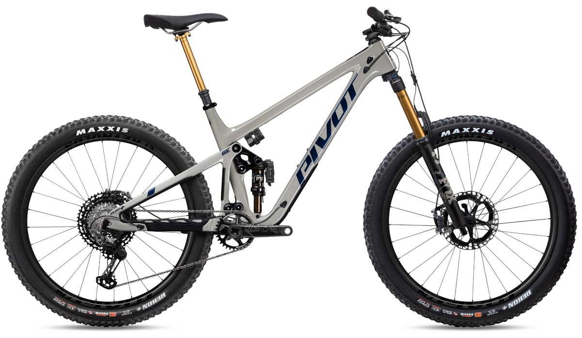 Pivot Switchblade Mojave new color option factory build