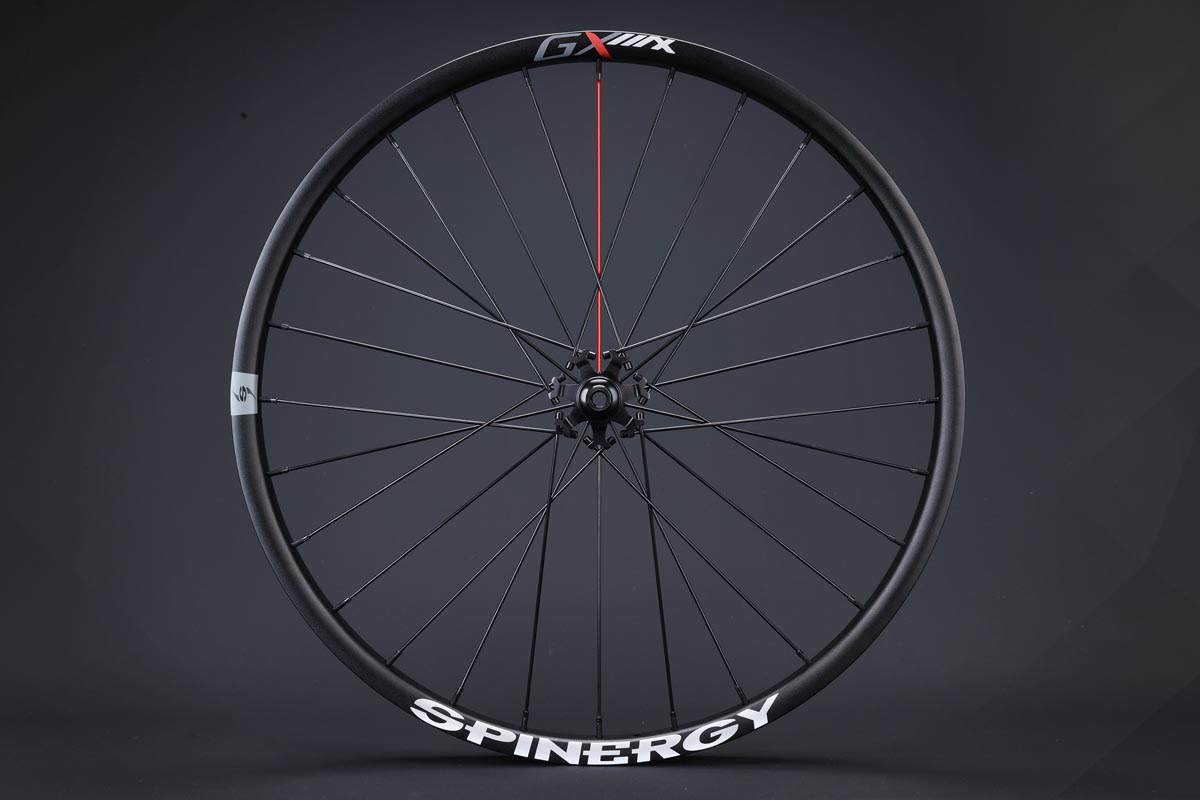 Spinergy GX MAX front wheel
