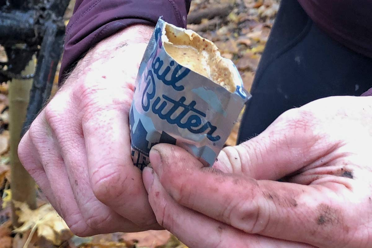 Trail Butter NW IPA nut butter healthy natural ride nutrition