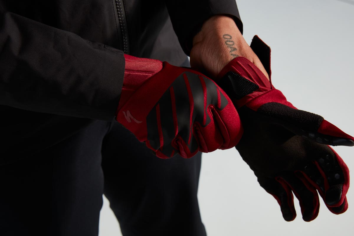 specialized trail series thermal gloves review