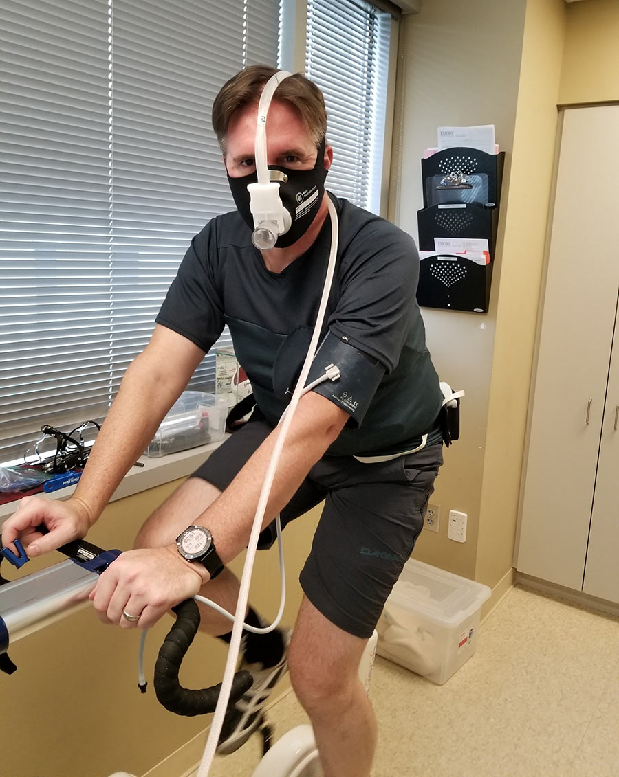 trey testing heart health and lung capacity after covid 19 infection