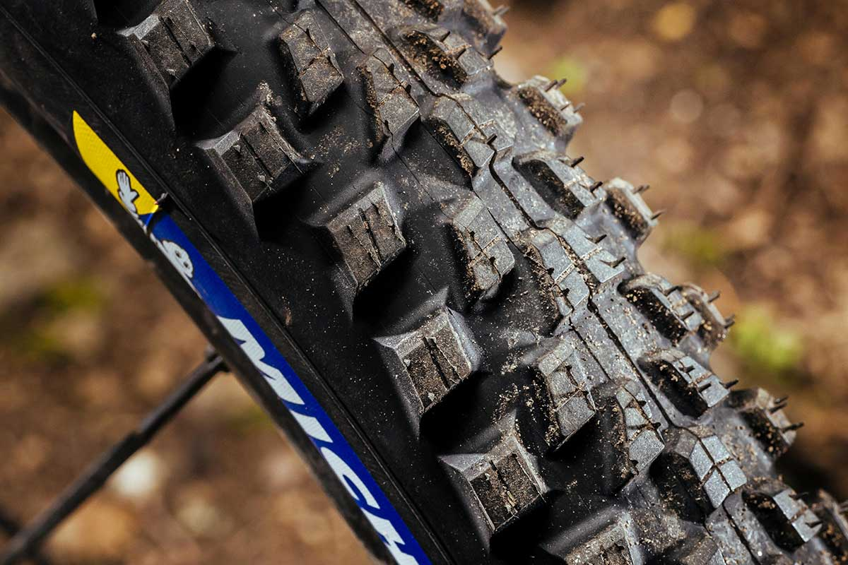 2021 michelin force am2 all mountain bike tire fast rolling