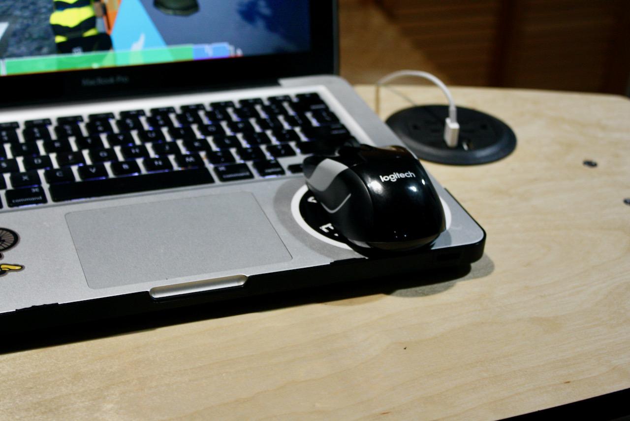 Best Trainer Accessories Logitech mouse