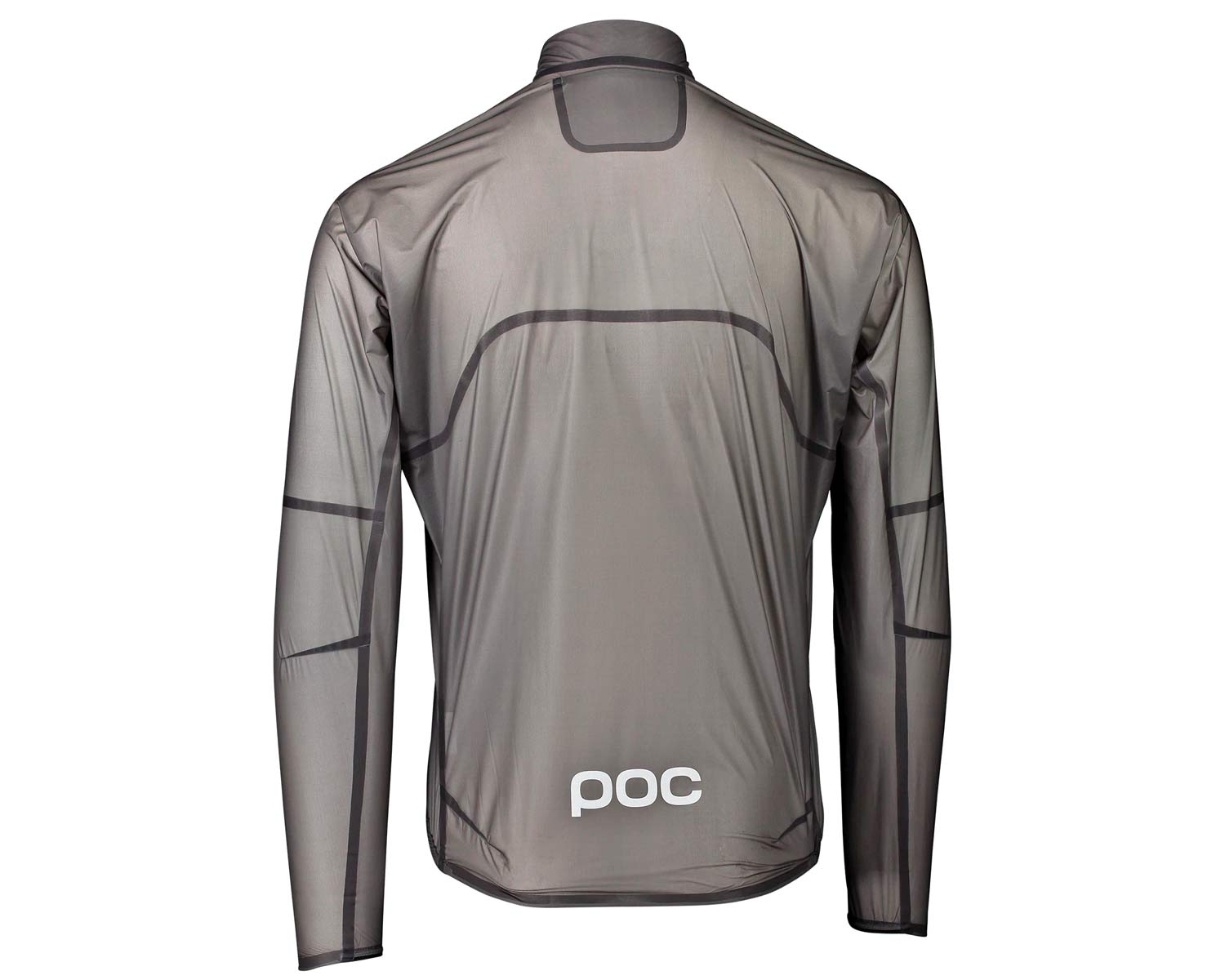 POC Supreme Rain Jacket ultralight 3-layer waterproof protection, rear