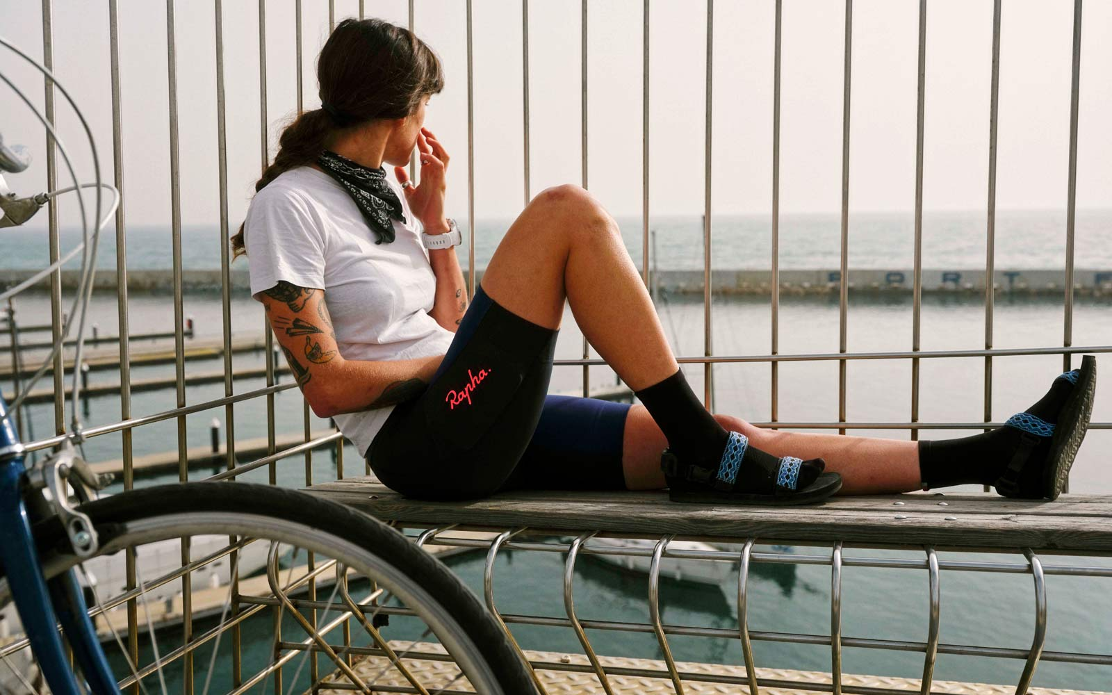 Rapha Women's All Day Leggings and Shorts,BCN lounging