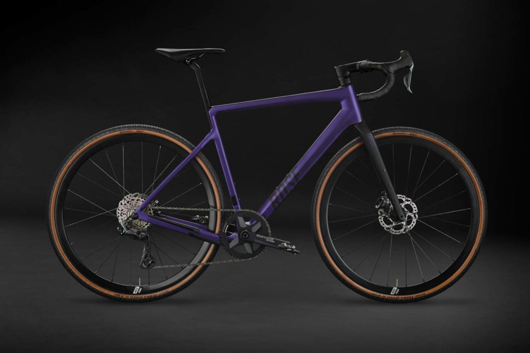 Rose Backroad X Classified carbon gravel bike, more affordable Classified Powershift internal gear 1x 22-speed electronic drivetrain, complete