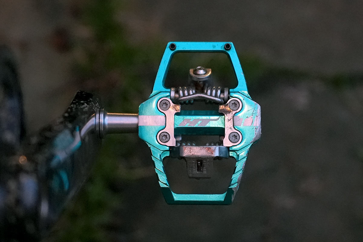 ht components t1 trail mountain bike pedal