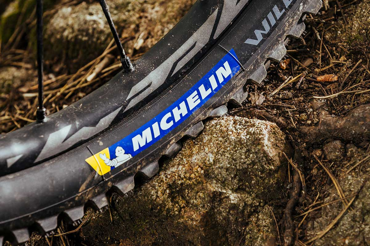 michelin wild am2 deformation rock roll
