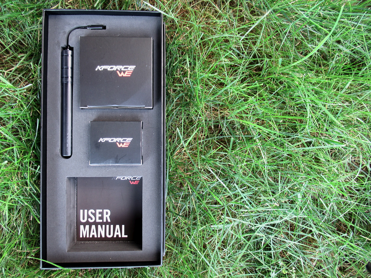 FSA WE Disc Review Battery system