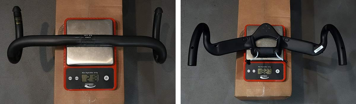coefficient wave rr handlebar actual weight for size 42 cm width