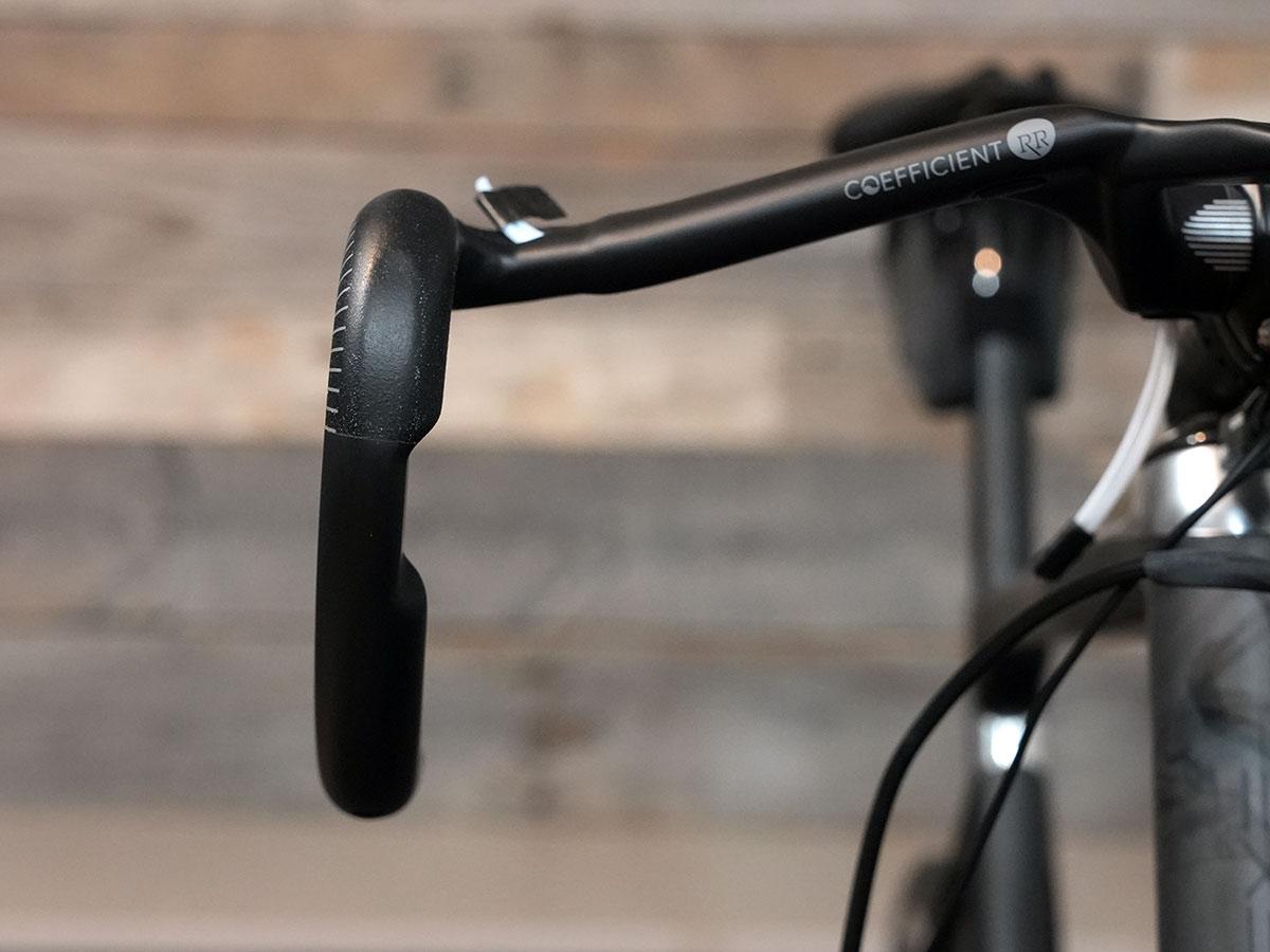 coefficient wave rr aero ergonomic road bike handlebar